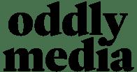 oddly media logo
